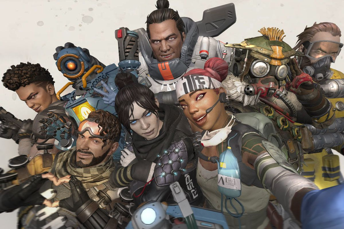 Apex Legends-steam