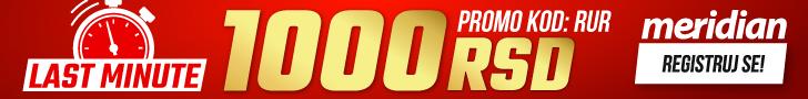 1000 din meridian