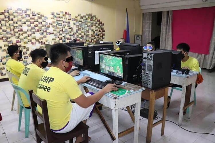 zatvor dota2 Filipinski zatvor organizuje DotA turnir