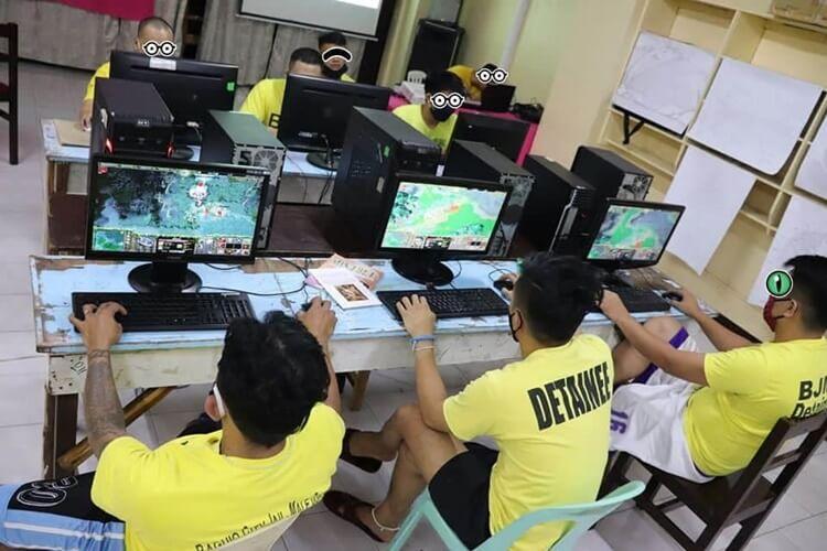 zatvor dota3 Filipinski zatvor organizuje DotA turnir