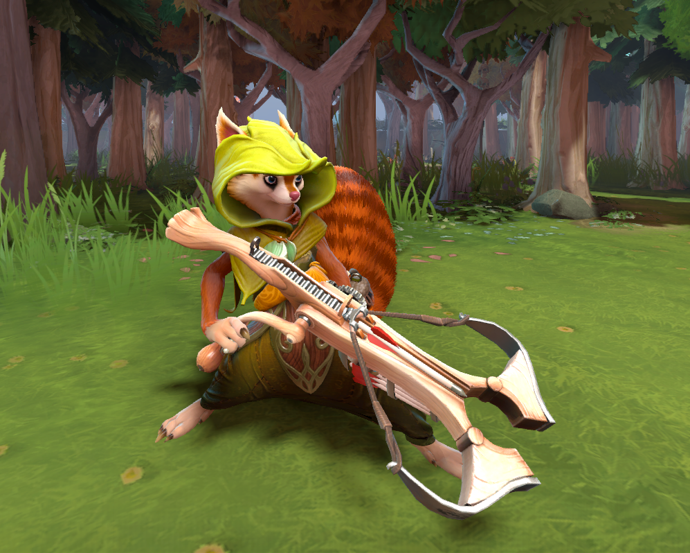 Hoodwink Preview 1 dota Dugoočekivani Dota 2 patch 7.28 je konačno stigao – nov heroj, itemi i aghanim's shards