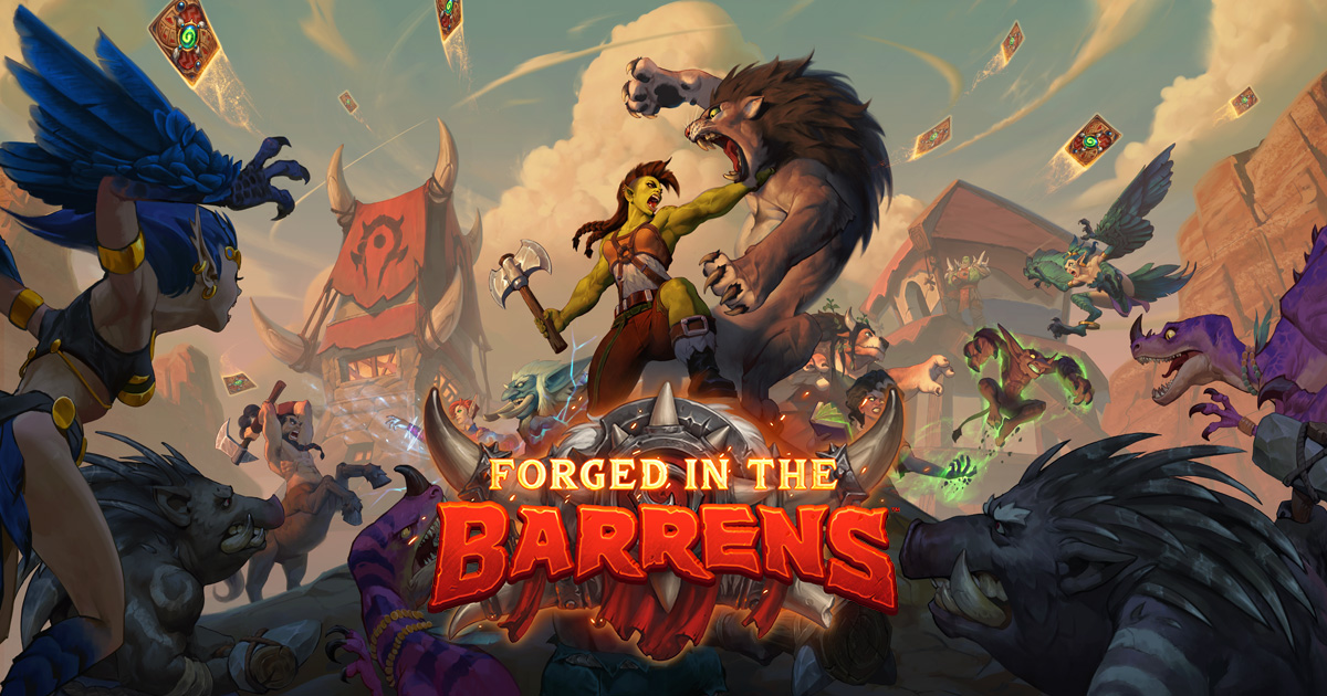 forged in barrens